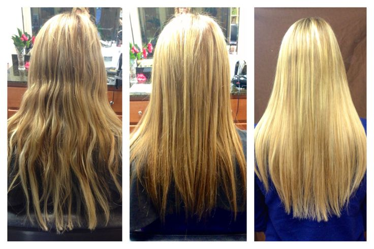 Advanced Micro Ring Hair Extension Service Advantages With Less